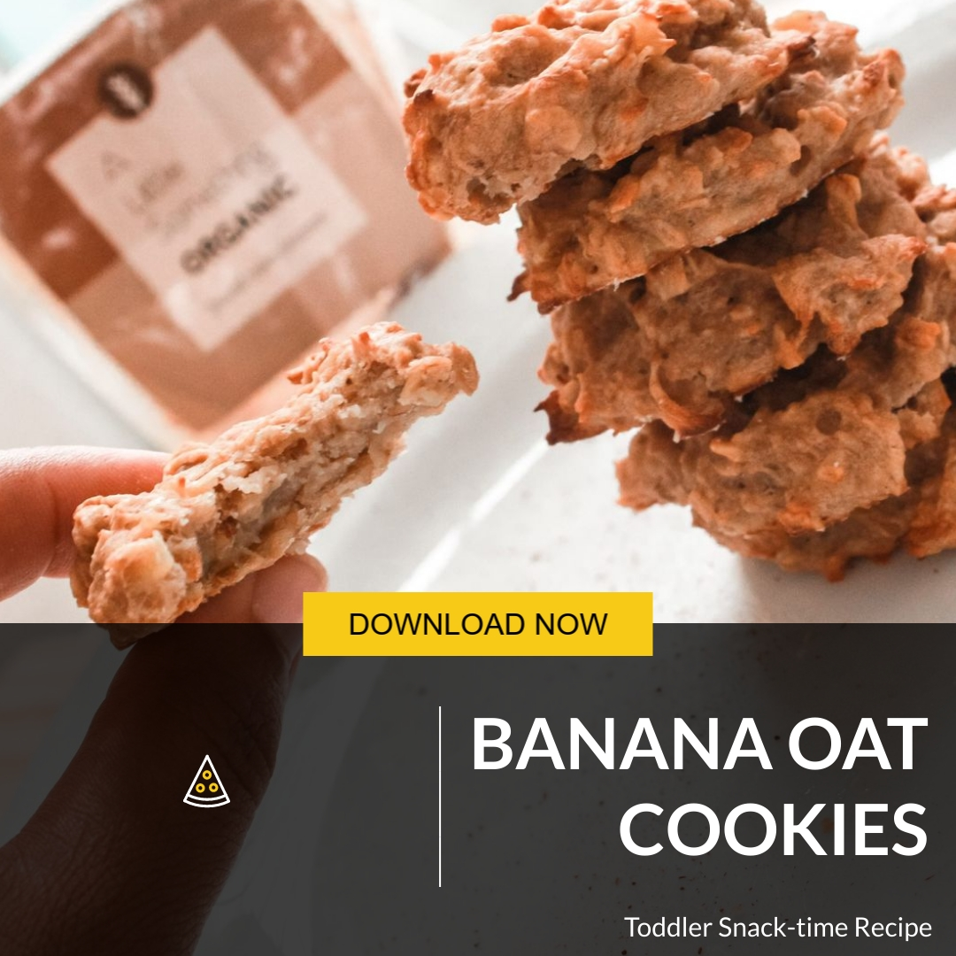 Banana Oat Cookie Recipe