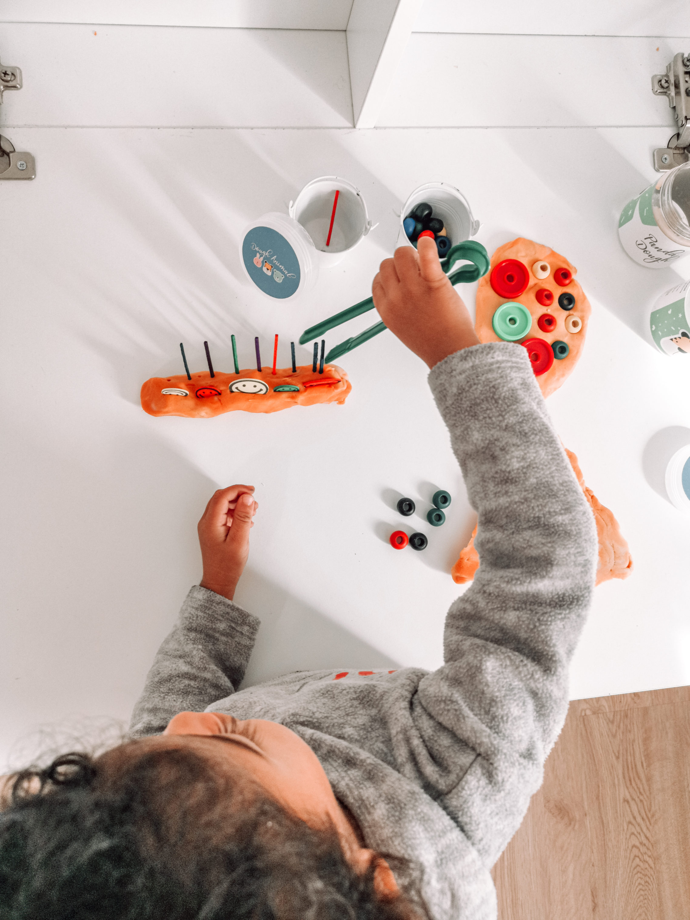 Indoor play ideas for toddlers